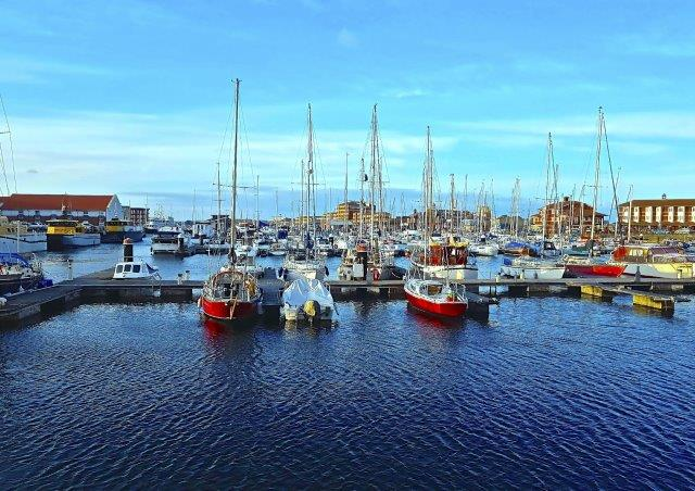 Seaton Carew & Hartlepool Quay - Whizzie