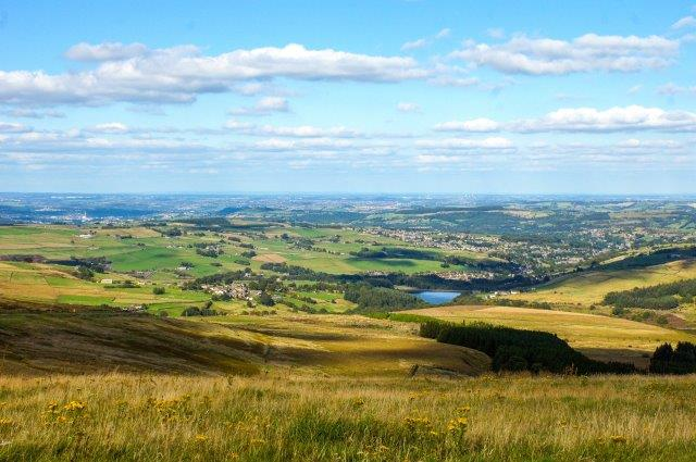 Holmfirth, Last of the Summer Wine Country