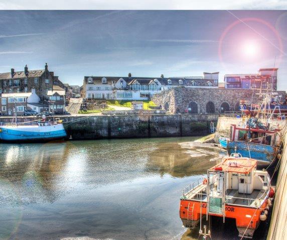 Seahouses & Bamburgh
